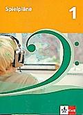 Spielpläne 1. Bundesausgabe (außer Bayern). Schülerbuch Klasse 5/6