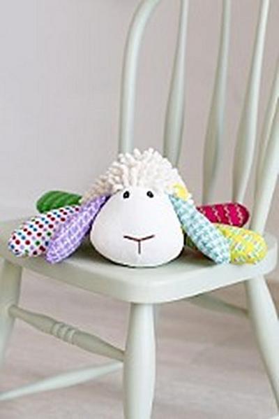Lil' Prayer Buddy Lily the Easter Lamb Praying Plush