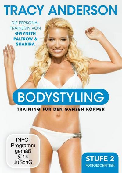 Tracy Anderson: Bodystyling - Fortgeschritten - Stufe 2