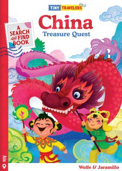 Tiny Travelers China Treasure Quest: Treasure Quest