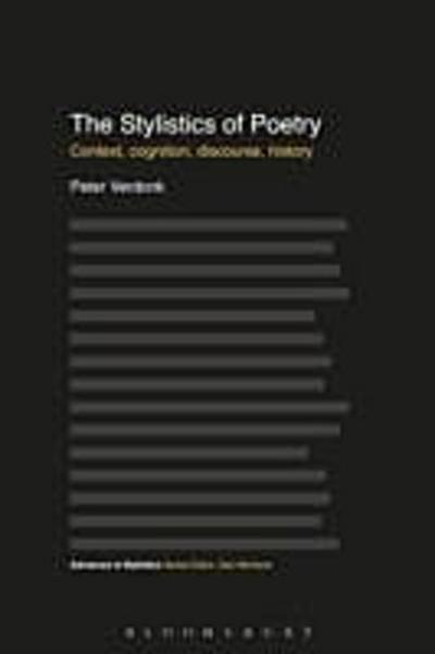 Stylistics of Poetry