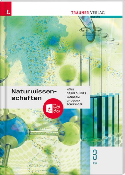 Naturwissenschaften 3 FW + TRAUNER-DigiBox