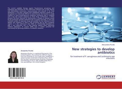 New strategies to develop antibiotics
