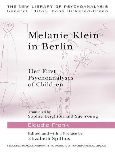Melanie Klein in Berlin