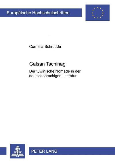 Galsan Tschinag