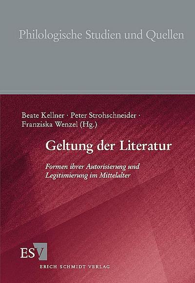 Geltung der Literatur