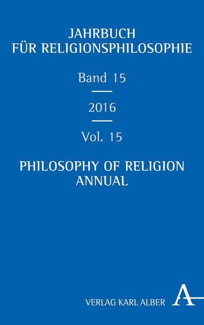 Jahrbuch für Religionsphilosophie: Band 15, 2016