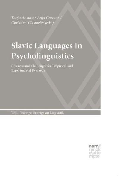 Slavic Languages in Psycholinguistics