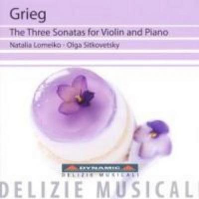 Die Drei Sonaten Für Violine Und Klavier
