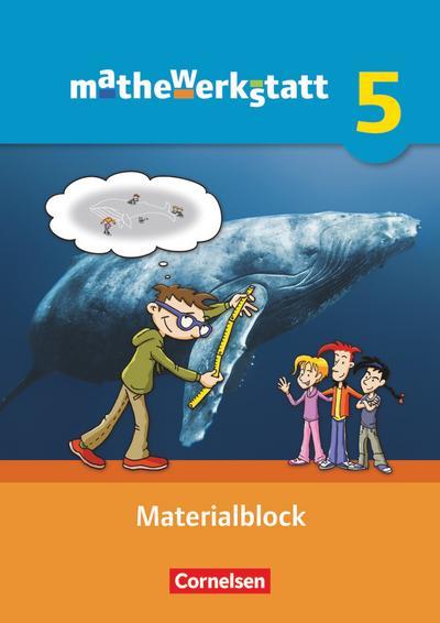Mathewerkstatt - Mittlerer Schulabschluss - Allgemeine Ausgabe