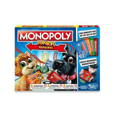 Monopoly Junior Banking (Kinderspiel)