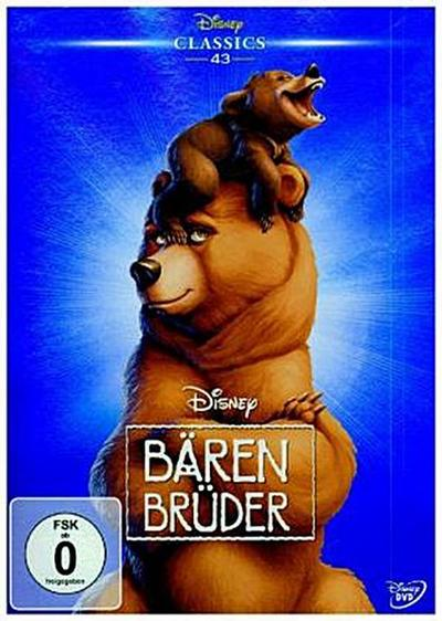 Bärenbrüder, 1 DVD
