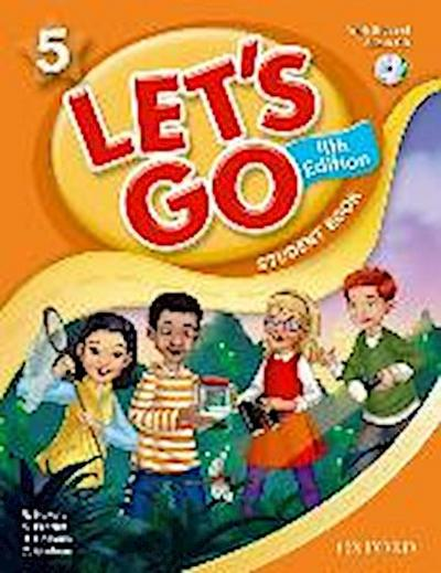 Let's Go 5: Student Book with Audio CD Pack