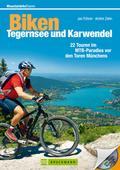 Biken Tegernsee und Karwendel