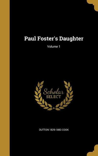 PAUL FOSTERS DAUGHTER V01