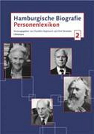 Hamburgische Biografie 2. Personenlexikon (Hamburgische Biografie. Personenlexikon)