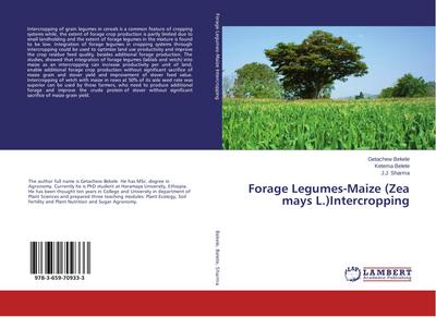 Forage Legumes-Maize (Zea mays L.)Intercropping