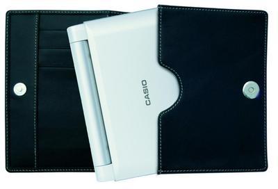 Casio Leder-Etui für EW-G300 - Verlag Gmbh & Co. KG Hueber - Geschenkartikel, Deutsch| Spanisch| Englisch| Französisch, , Passend für EW-G500, Passend für EW-G500