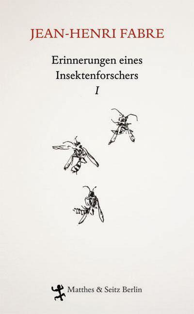 Erinnerungen eines Insektenforschers 01: Souvenirs Entomologiques