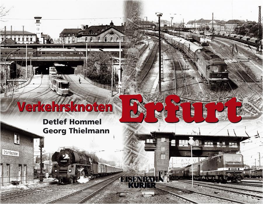 Verkehrsknoten Erfurt Detlef Hommel