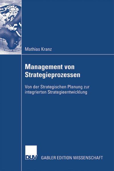 Management von Strategieprozessen