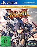 The Legend of Heroes, Trails of Cold Steel III, 1 PS4-Blu-ray Disc (Early Enrollment Edition)