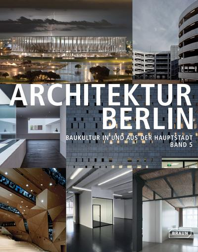 Architektur Berlin, Bd. 5