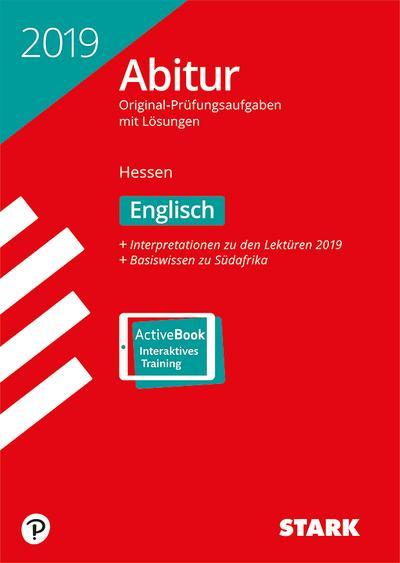 STARK Abiturprüfung Hessen 2019 - Englisch GK/LK