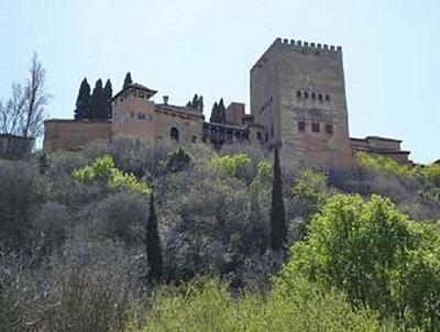Alhambra - 200 Teile (Puzzle)