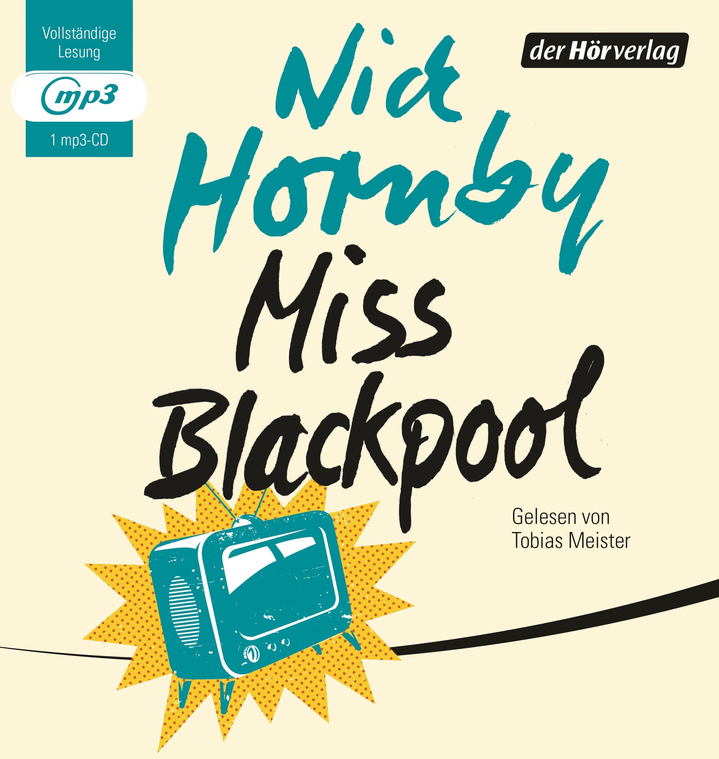 Miss Blackpool Nick Hornby