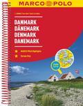 MARCO POLO Reiseatlas Dänemark 1:200 000
