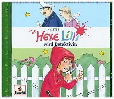 Hexe Lilli 05 wird Detektivin
