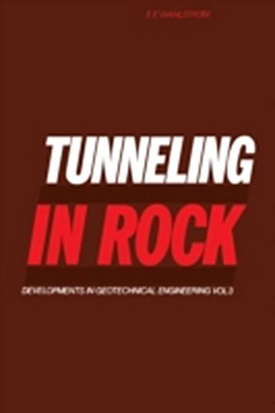 Tunneling in Rock