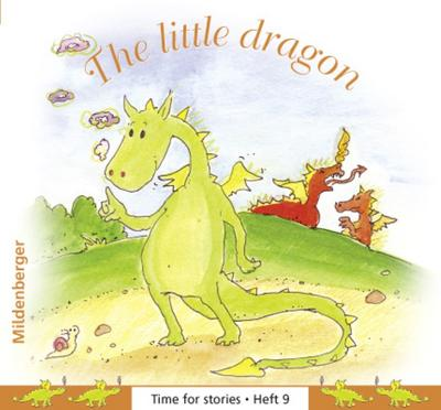 Time for stories The little dragon