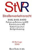 Straßenverkehrsrecht/StVR