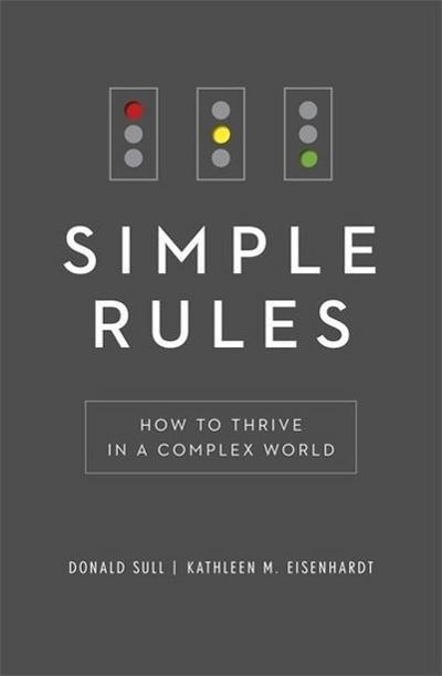 Eisenhardt, K: Simple Rules