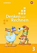 Denken und Rechnen 3. Schülerband. Allgemeine Ausgabe