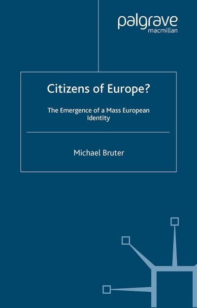 Citizens of Europe?
