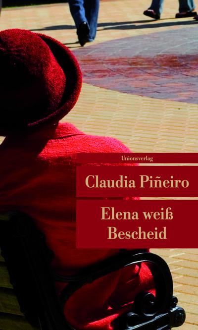 Elena weiss Bescheid (Unionsverlag Taschenbücher)
