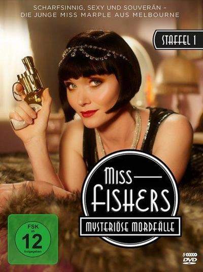 Miss Fishers mysteriöse Mordfälle - Staffel 1