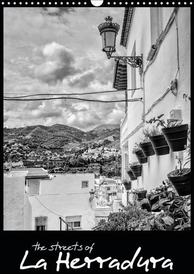Streets of La Herradura (Wall Calendar 2019 DIN A3 Portrait)