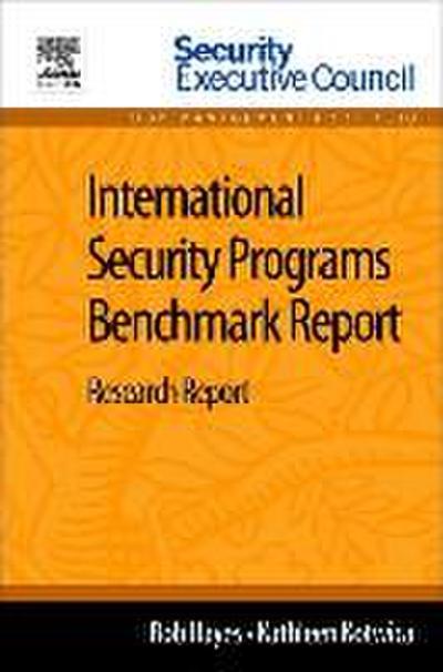International Security Programs Benchmark Report