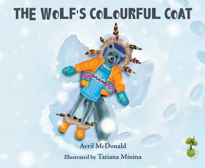 The Wolf's Colourful Coat