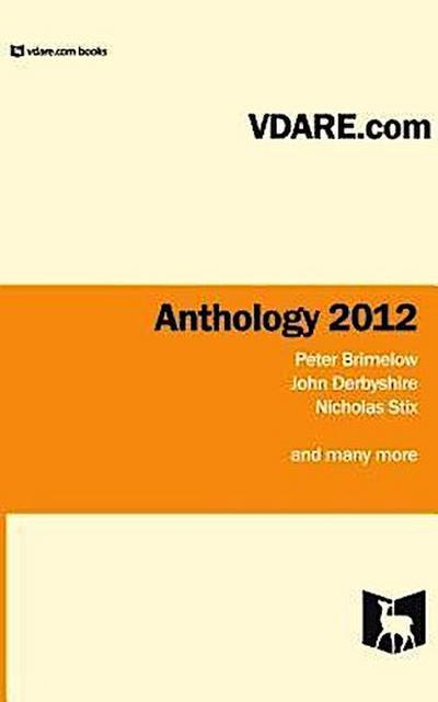 2012 VDare.com Anthology