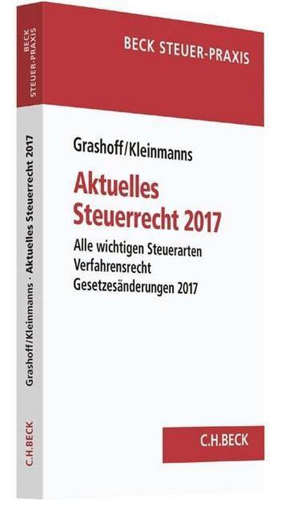 Aktuelles Steuerrecht 2017