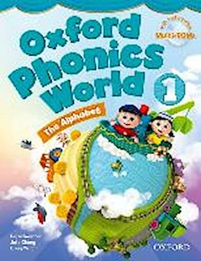 Oxford Phonics World 1 Student's Book with MultiROM