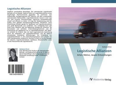 Logistische Allianzen