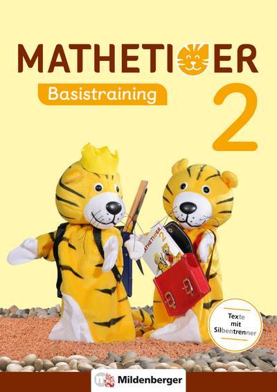 Mathetiger Basistraining 2