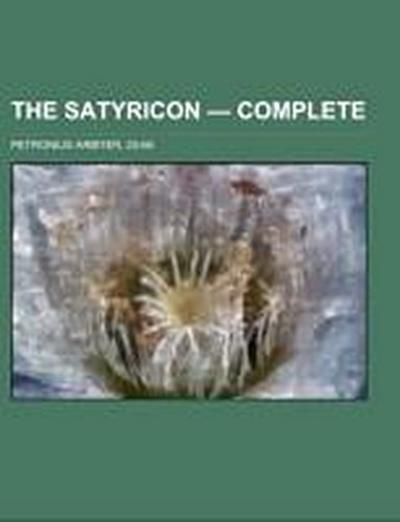 The Satyricon - Complete