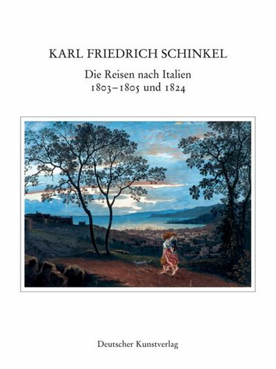 Lebenswerk, in 22 Bdn. Die Reisen nach Italien 1803-1805 und 1824